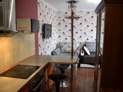 Временно приостановлено.Продается 1 к. квартира ДГТ в центральной части г. Евпатории по ул. Фрунзе