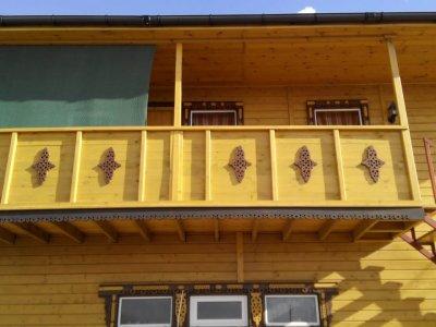 Продаётся дом на участке 8 сот., пгт.Заозерное, по ул.Молодежная.