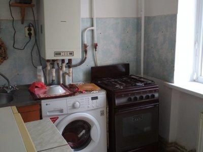 Продаётся комната к коммунальной квартире, по ул.Фрунзе, в центре, г.Евпатория