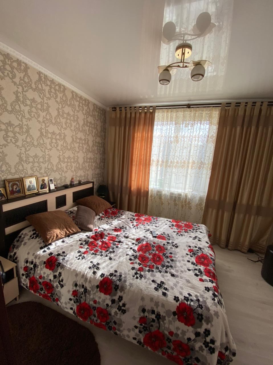 Продаётся 2 комнатная квартира, по ул.Советская, с.Митяево, Сакского района.