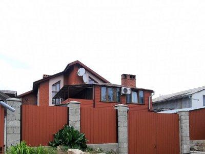 Продаётся европейский, жилой дом в Республике Крым, г.Евпатория, район Слободки.